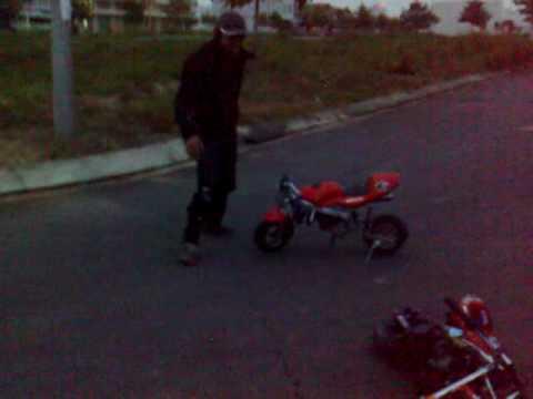 crash moto mini vietnam.mp4