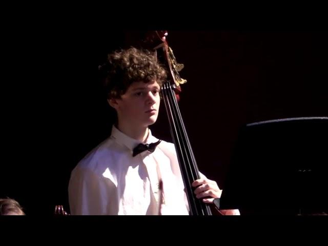 "05 Holmes intermediate Orchestra Star Wars ""Main Theme"" Music Williams"