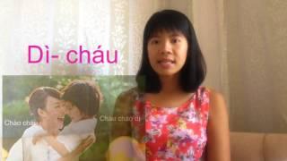 Вьетнамский язык - УРОК 2- ЛИЧНЫЕ МЕСТОИМЕНИЯ, ПРИВЕТСТВИЕ