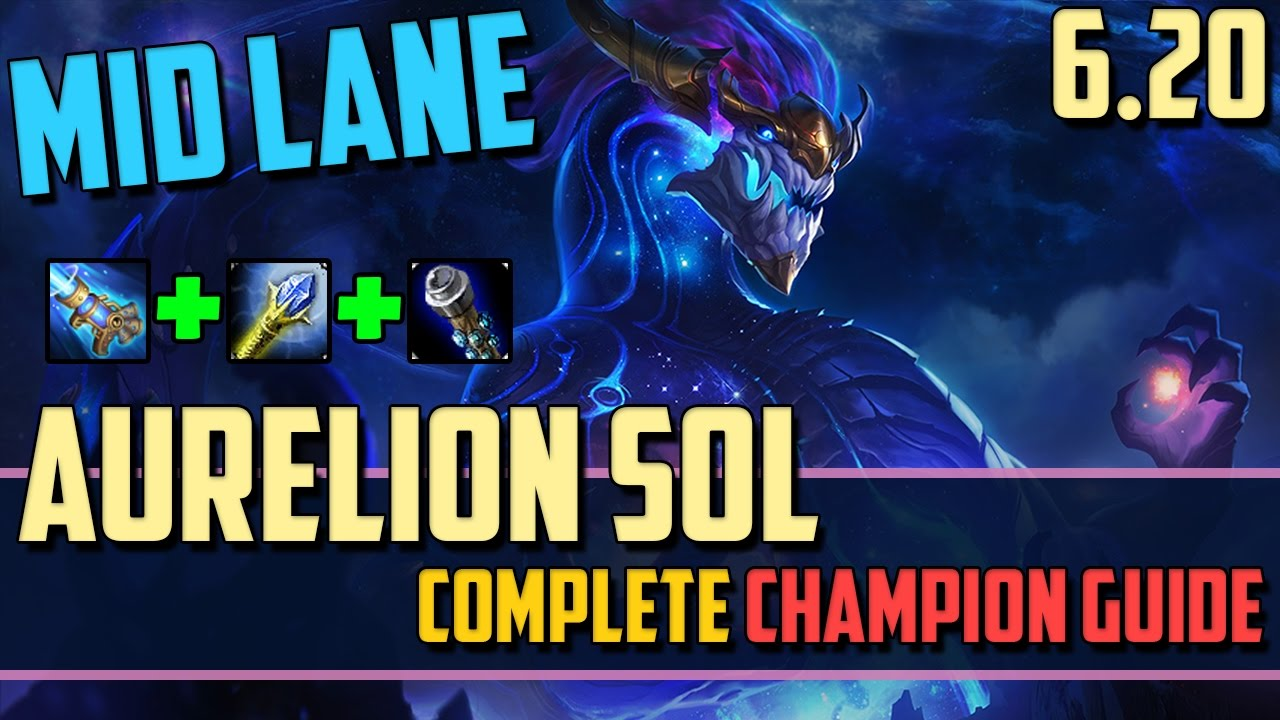 aurelion sol champion gg
