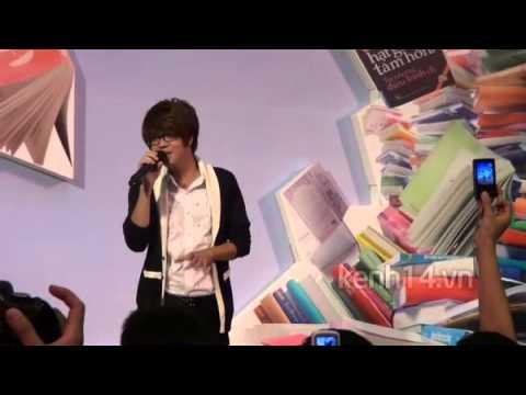 Nơi Tình Yêu Bắt Đầu [Live]_Hot Boy The Voice Bùi Anh Tuấn_Full Audio