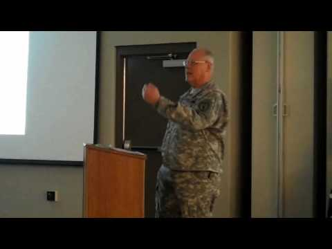 Leadership Advice from Major General Martin Umbarger