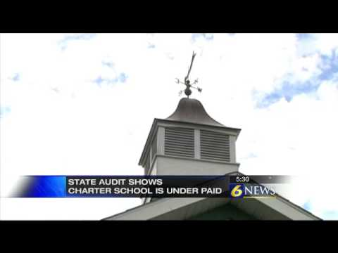 State Audit Shows Charter School Is Under Paid