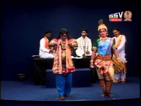 Yakshagana: Bhagavatharu Sathish Shetty Patla.