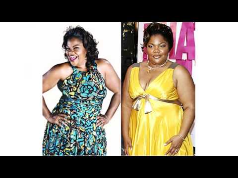 Mo'Nique Before Weight Loss