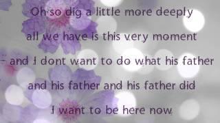 I don't want to wait - Paula Cole - Lyrics