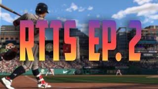MLB Road to the show - Ep.2  - Called up to Triple A ?!!