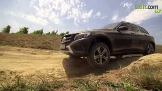 2015 Mercedes-Benz GLC Test Sürüşü