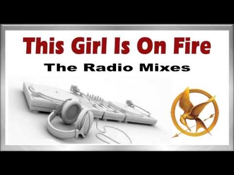 Girl On Fire (Inferno Mix) New Remix by Alicia Keys feat. Nicki Minaj includes lyrics