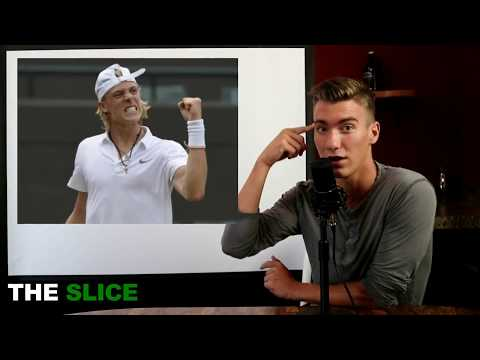 Is Denis Shapovalov For Real? | THE SLICE