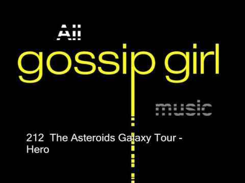 The Asteroids Galaxy Tour - Hero