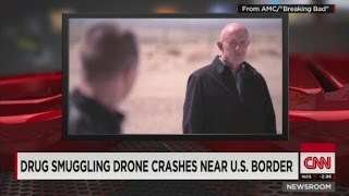 Former Drug Smuggler: Drones are the future