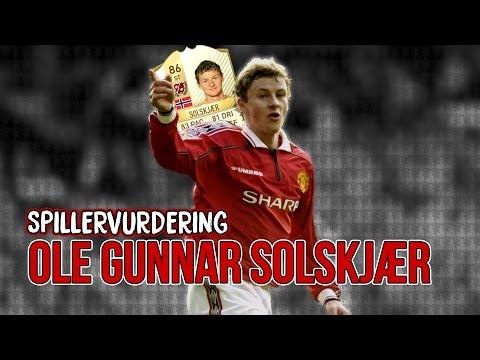 NORSK FIFA 17 | SPILLERVURDERING: Ole Gunnar Solskjær