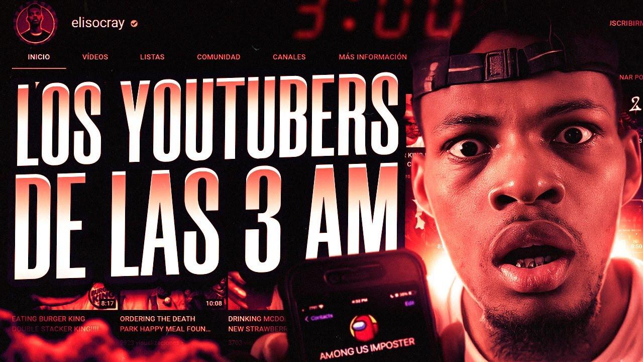 Los VIDEOS mas CRINGE de YOUTUBE (llamadas a las 3AM)