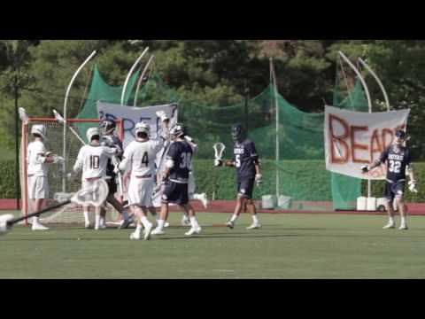 Georgetown Prep @ Landon Lacrosse Game Highlights