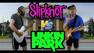 Slipknot vs Linkin Park (King Of Nu Metal: Episode 8: Final)