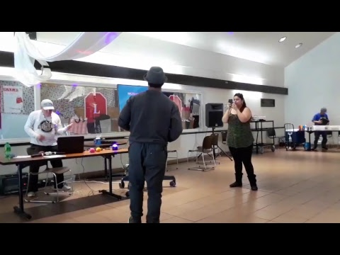 activities Club of San Joaquin Delta College karaoke night 3-27-18