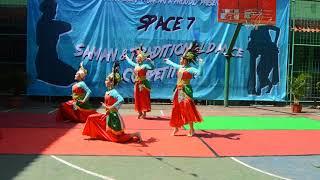 TARI TRADISIONAL-SMAN 38 JAKARTA (SPACE7)