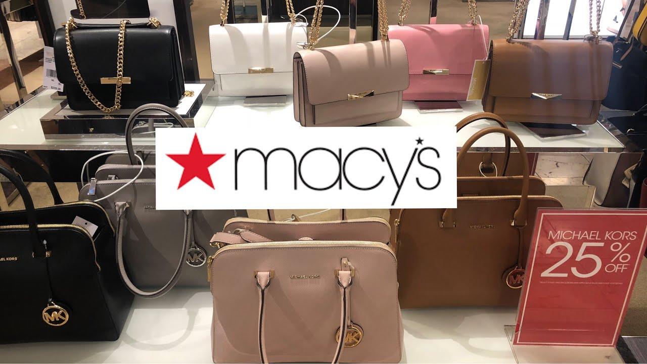 91b4ab09648c MACYS HUGE Designer Bag Sale! MK, Dooney, Coach, and More! - YouTube