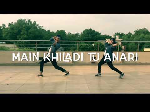 Main Khiladi Tu Anari | Bollywood Dance Performance| Akshay Kumar | Saif Ali Khan| Bolly Garage