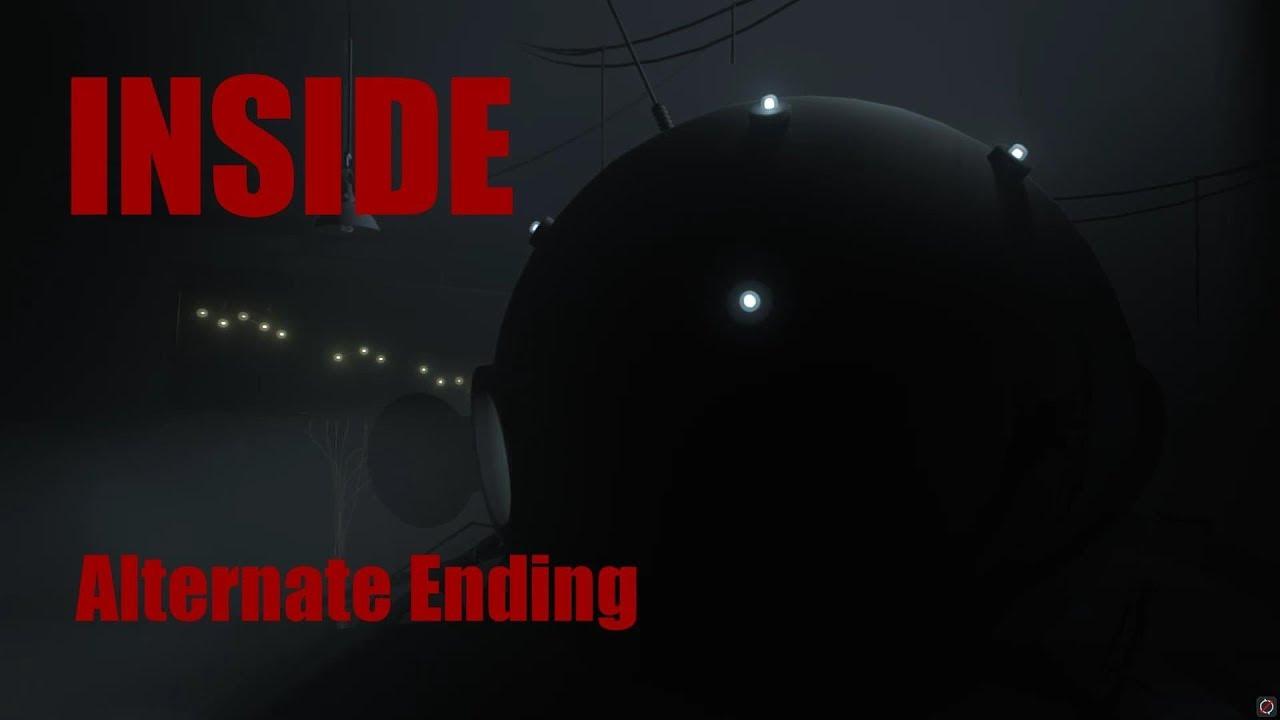 Inside – Alternate Ending