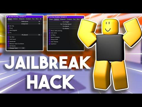 ROBLOX Jailbreak Hack