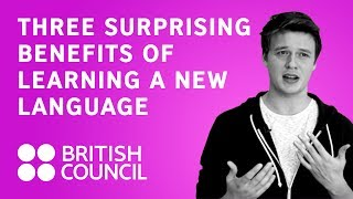 Three surprising benefits of learning a new language
