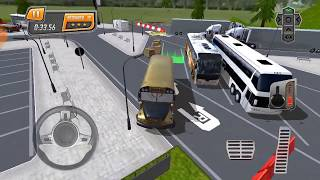 Gas Station: Car Parking Sim advance level 7 to 13