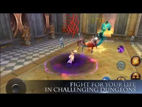 Forsaken World Mobile- 30s Gameplay Trailer|Fedeen Games
