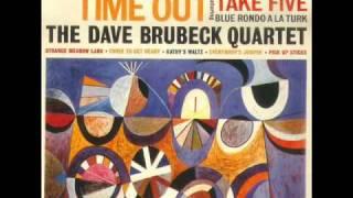 Coleção 70 anos de música. Anos 50, Dave Brubeck  Strange meadow lark.