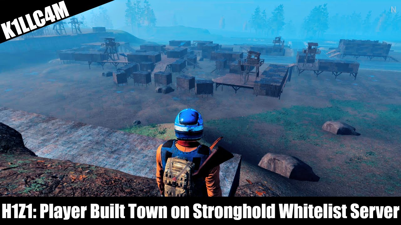 h1z1 how to buy a stronghold