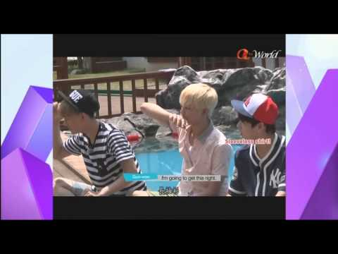 [Arirang TV] 130822 MYNAME Summer Special @ Pops in Seoul