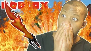 🔥 TENTATIVA DE UNBOX DO CALOR DE GODLY! (Roblox Murder Mystery 2)