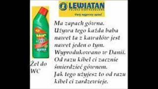 Parodia oferty sklepu Lewiatan (IVONA) by PRZEROBKI90