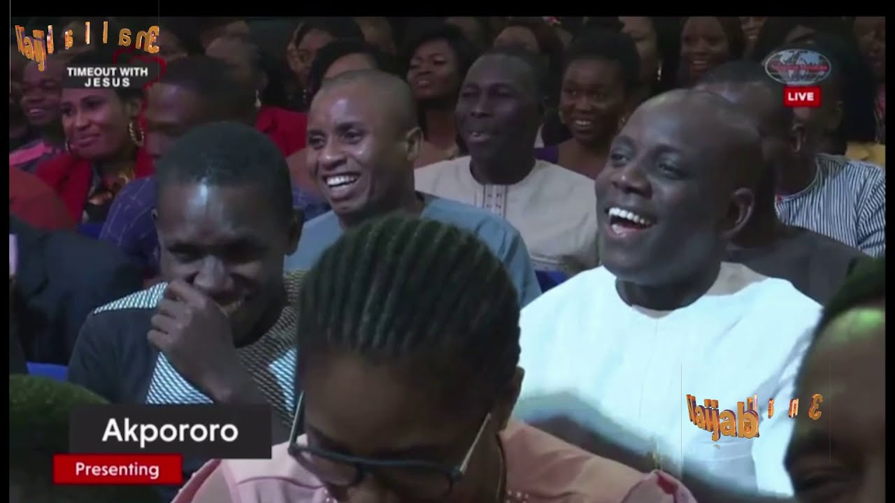 Download AKPORORO AT SALVATION MINISTRIES 2021 YOUTH TIMEOUT WITH JESUS VALENTINE'S DAY COMEDY SHOW