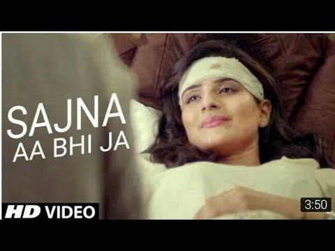 Sajna Aa Bhi Ja Video Song