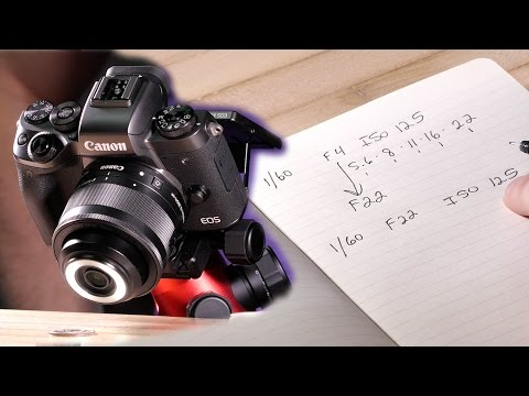 Photography Hack: The Secrets to, Aperture, Shutter Speed, ISO & How to Get The Perfect Exposure