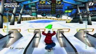 SSX Training/Practice (SSX TRICKY)