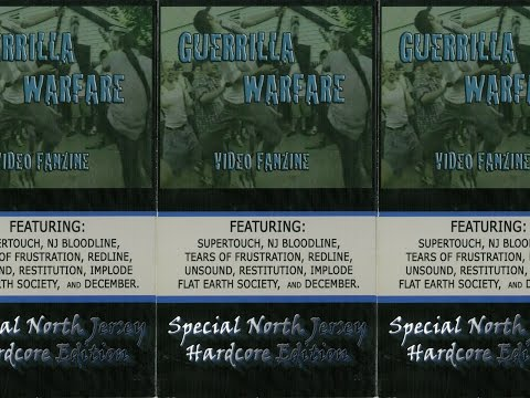 Guerrilla Warfare Video Fanzine (Full Length)