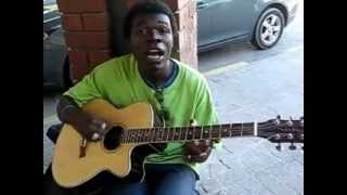 "Botswana Music Guitar - Oletile Robin - ""My Heart""."