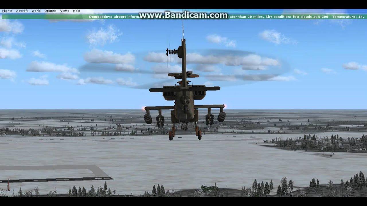 Download AH-64 Apache(ALPHASIM)