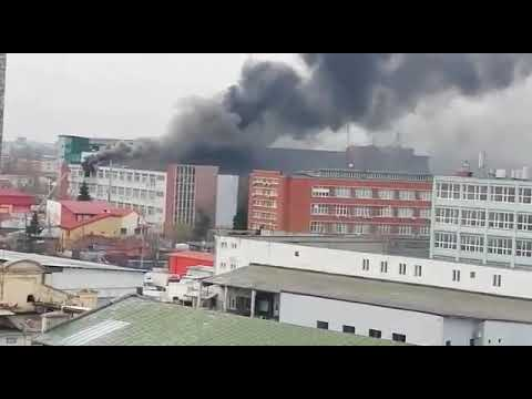 Incendiu in Sectorul 4 din Bucuresti VIDEO  |Incendiu Bucuresti