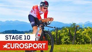 Vuelta a España 2019 | Stage 10 Highlights | Cycling | Eurosport