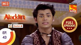 Aladdin - Ep 43 - Full Episode - 18th October, 2018
