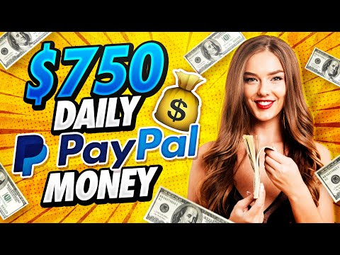 🔥  Earn $750/DAY Paypal Money FAST! (Worldwide) Make Money Online