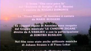 Dark Eyes (Oci ciornie) (1987) - End Credits