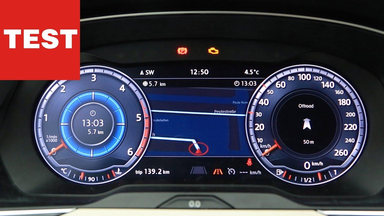 Vw Passat Car Net Connected Car Im Test Youtube