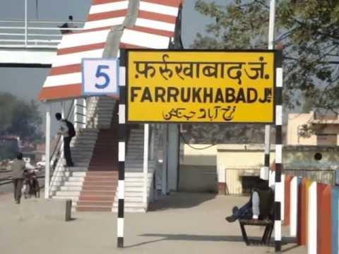 FARRUKHABAD STATION.U.P. date-14/2/2013