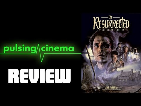 Pulsing Cinema Review - The Resurrected (1991)