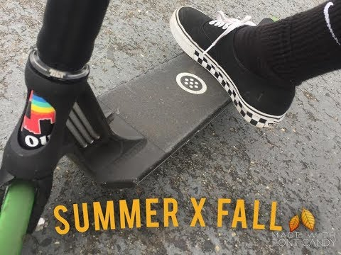 Tanner Vogel | Summer X Fall